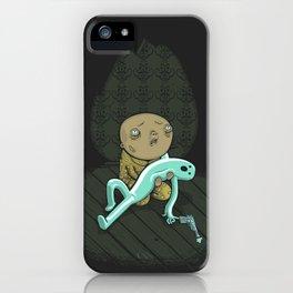Drama iPhone Case