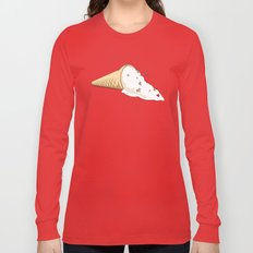 Ant Ski Long Sleeve T-shirt