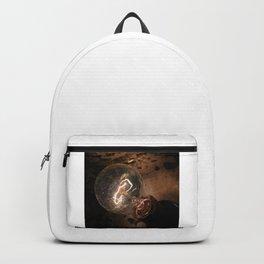 The lightbulb Backpack