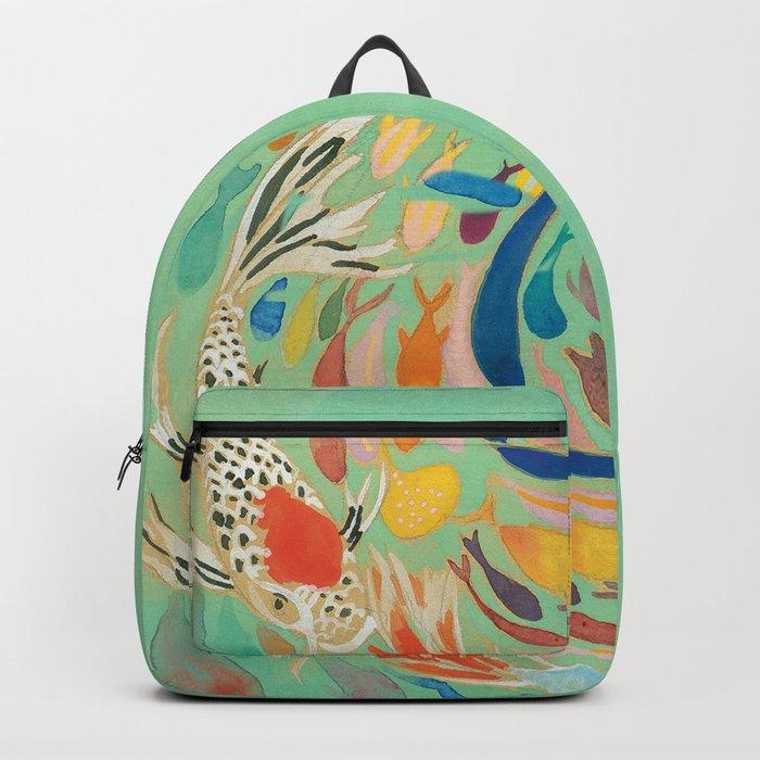 The Swirl Backpack