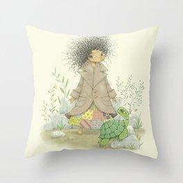 Momo Throw Pillow