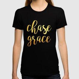 chase grace T-shirt