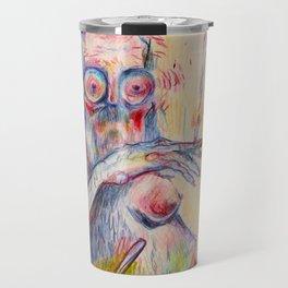 pseudokrem Travel Mug