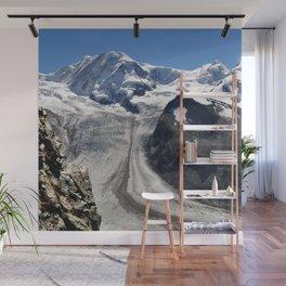 Alpine Landscape Wall Mural