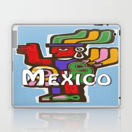 Mexico Aztec or Mayan Travel Laptop & iPad Skin