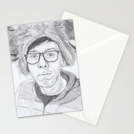 Phil Plays Shelter Stationery Cards