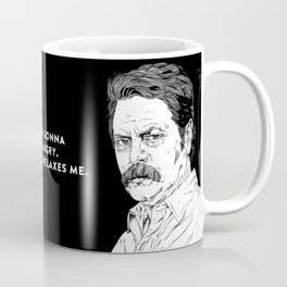 Ron Swanson Coffee Mug