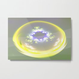 Solaris a fiew to the endless Metal Print