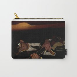 Birds in the Boneyard, Print 13: Backstage Petey Carry-All Pouch
