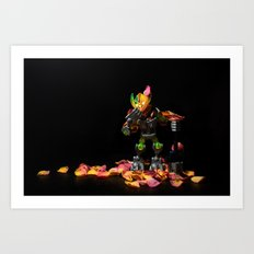 tactical error Art Print