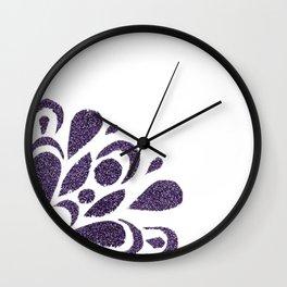 morado Wall Clock