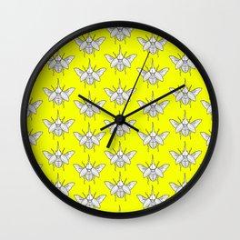 Hercules Beetle Pattern No. 1 Wall Clock