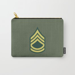 Sergeant First Class (OD Green) Carry-All Pouch