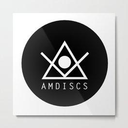 AMDISCS: Futures Reserve Label Metal Print
