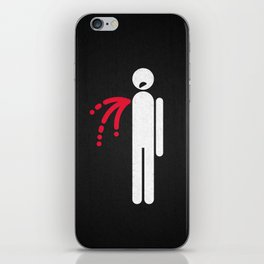 And that's why you always leave a note.  iPhone Skin