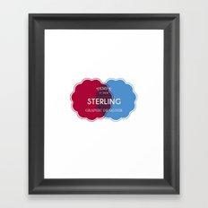 Designer Shirt Framed Art Print