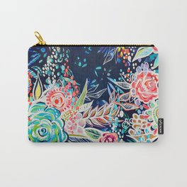 Night Bloomers Carry-All Pouch