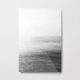 Whitewash Metal Print