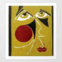 Chapete Art Print