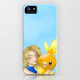 """Torchic"" iPhone Case"