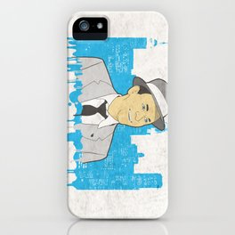 These Litte Town Blues iPhone Case