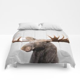 Moose - Colorful Comforters