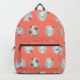 Cool llamas Backpack