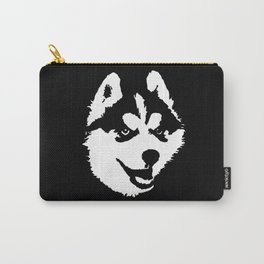 HUSKY DOG Carry-All Pouch