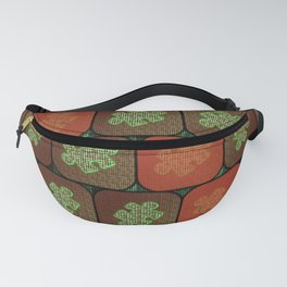 Information puzzle Fanny Pack
