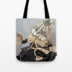 Rucus Studio Halloween Drucilla Fusspot Tote Bag