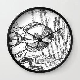 fish6 Wall Clock