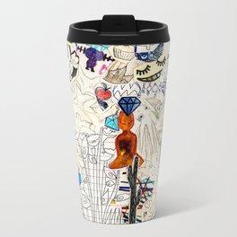 Collage 41 Travel Mug