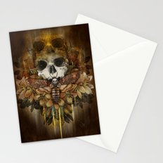 Silence of the Soul Stationery Cards