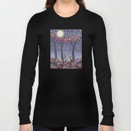 starlit bunnies Long Sleeve T-shirt
