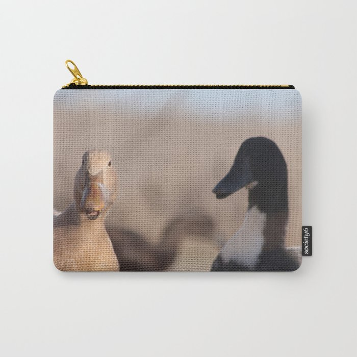 What the Quack? Carry-All Pouch
