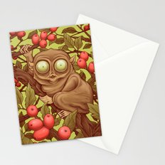 The Caffeinated Tarsier Stationery Cards
