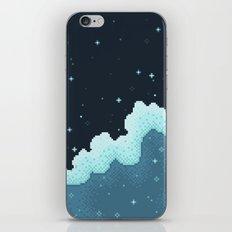 Snowfall Galaxy iPhone & iPod Skin