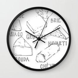 Chese Wall Clock