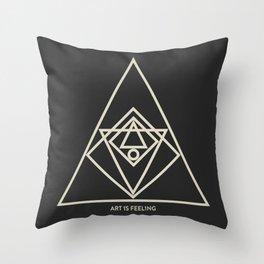 ReyStudios Monochromatic 6 Throw Pillow