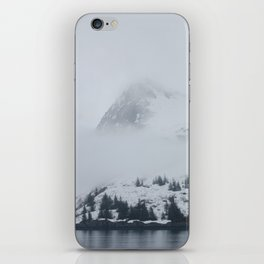In the mist iPhone Skin