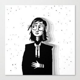 Untitled #5 Canvas Print