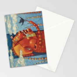 Dreamer. (Not The Only One.) Stationery Cards