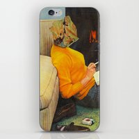 mineral iPhone & iPod Skins featuring Mineral Love by Blaz Rojs