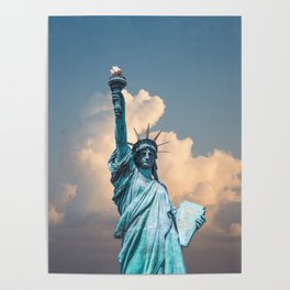 statue_of_liberty Poster