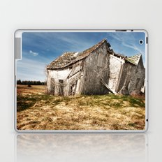 Leaning into the Wind Laptop & iPad Skin