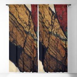 Epidote and Quartz Blackout Curtain