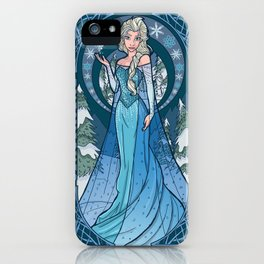 The Storm Inside of Me iPhone Case