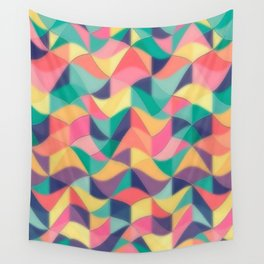 Wave Patty by Nico Bielow Wall Tapestry