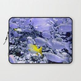 Bigeye and Yellowtail Snapper Laptop Sleeve