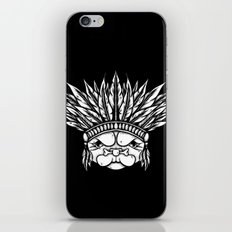 Tribal Pug iPhone & iPod Skin